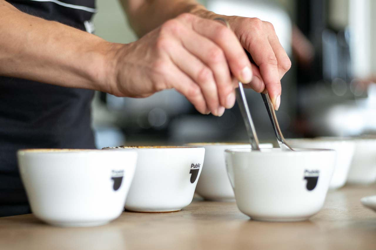 Wissenswertes - Verköstigung - Kaffeerösterei Hamburg Public Coffee Roasters