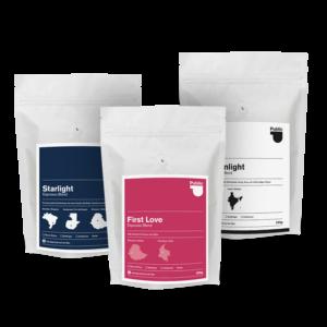 Geschenke für Kaffeeliebhaber - Espresso Set Mix - PCR Kaffeerösterei Hamburg