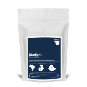 Espresso - Starlight Espresso Blend - PCR Kaffeerösterei Hamburg