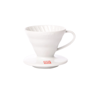 Zubehör - Hario Coffee Dripper V60 01 Ceramic - PCR Kaffeerösterei Hamburg
