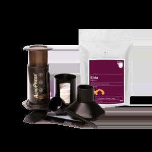 Geschenke für Kaffeeliebhaber - Aeropress Set - PCR Kaffeerösterei Hamburg