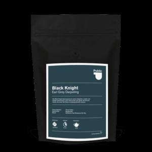 Tee - Black Knight Earl Grey Darjeeling - PCR Kaffeerösterei Hamburg