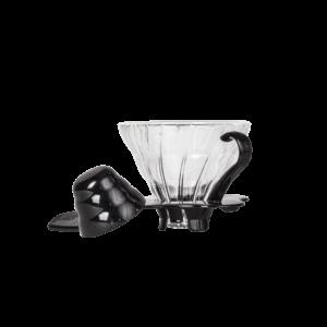 Zubehör - Hario Coffee Dripper V60 02 Glas - PCR Kaffeerösterei Hamburg
