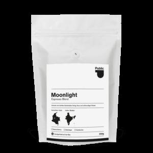 Espresso - Moonlight Espresso Blend - PCR Kaffeerösterei Hamburg