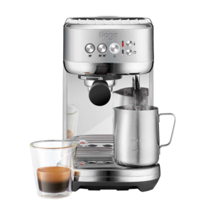 Equipment - Espressomaschine SAGE Bambino Plus - PCR Kaffeerösterei Hamburg