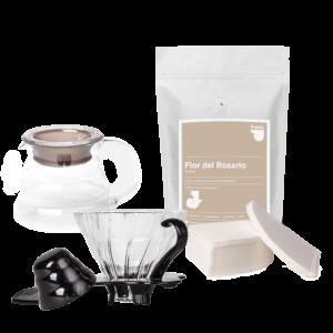 Geschenke für Kaffeeliebhaber - Handfilter Set - PCR Kaffeerösterei Hamburg