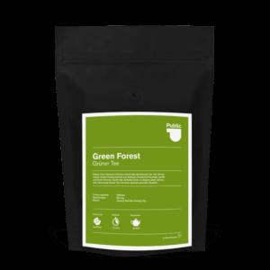 Tee - Green Forest Grüner Tee - PCR Kaffeerösterei Hamburg