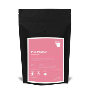 Tee - Pink Panther Früchtetee - PCR Kaffeerösterei Hamburg