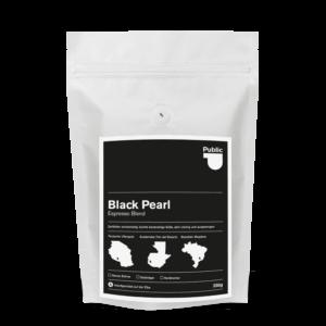 Espresso - Blend Black Pearl - PCR Kaffeerösterei Hamburg