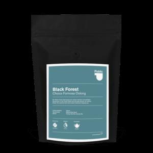 Tee - Black Forest Choice Formosa Oolong - PCR Kaffeerösterei Hamburg